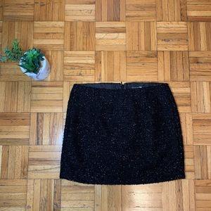 Forever 21 Black Sparkle Party Dress